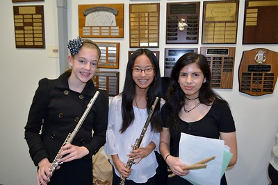 LCHS Hosts Music Festival, Competition