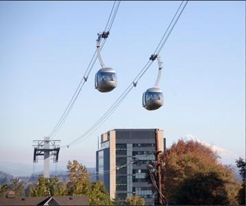 Aerial Transit and Trams