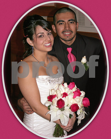 Moises and Corinna's Wedding January 31, 2009