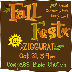 Fall Fest 2010 - Booth 1