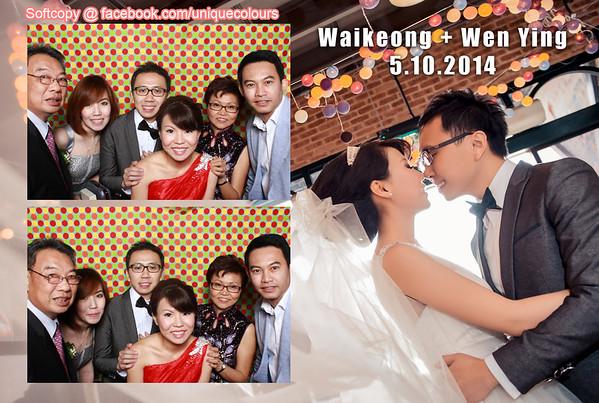 Weileong + Wen Ying