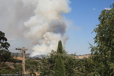 2009 Summer Bushfires