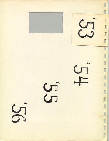 Family Album 1953-56