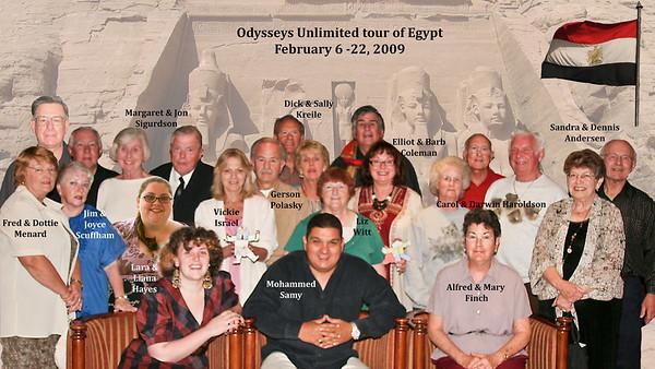2009 Egypt