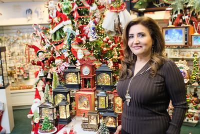The Holiday Shoppe- May Rafi