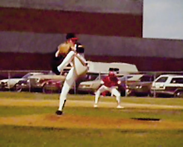 Greg's Pitching Photo