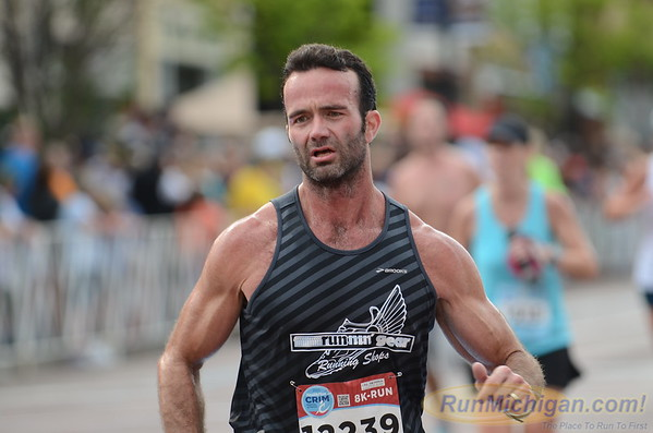 8K Top Finishers - 2015 Crim Festival of Races