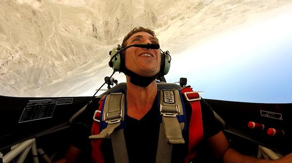 Things to do in Las Vegas - SCA stunt plane