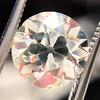 3.06ct Old European Cut Diamond GIA M VS2 1