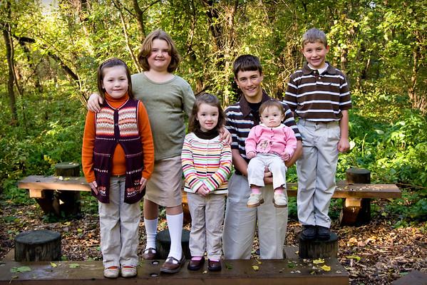 Anita's Family