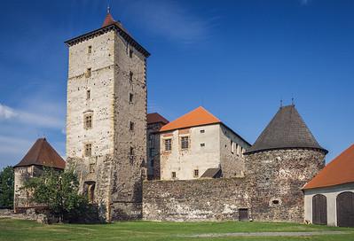 Švihov castle