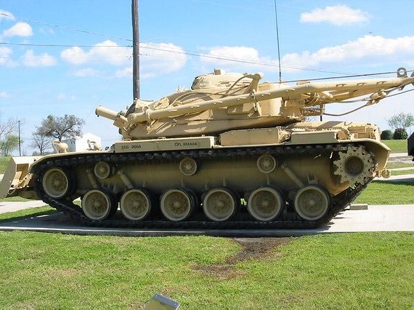 M728 CEV - 1st Cav Museum - Ft. Hood, TX