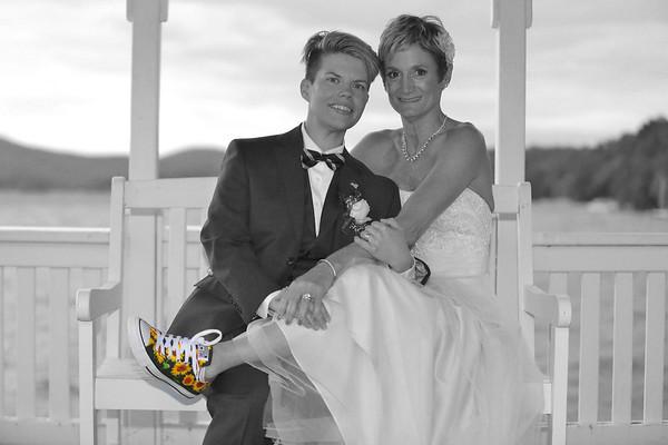 Britt & Audra Wedding