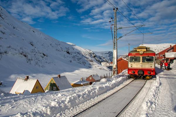 Flaam Scenic Railway