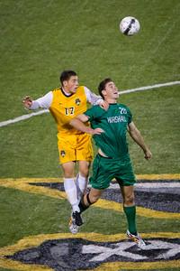 NKU Men's Soccer vs Marshall 10-15-2014