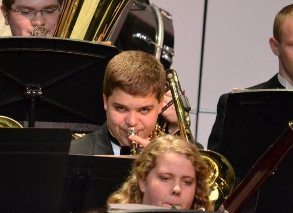 TPSMEA All-State Band Performance