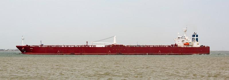 56,000 gross ton tanker, Syra