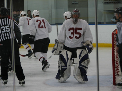 Lake Erie Monsters Intrasquad Scrimmage