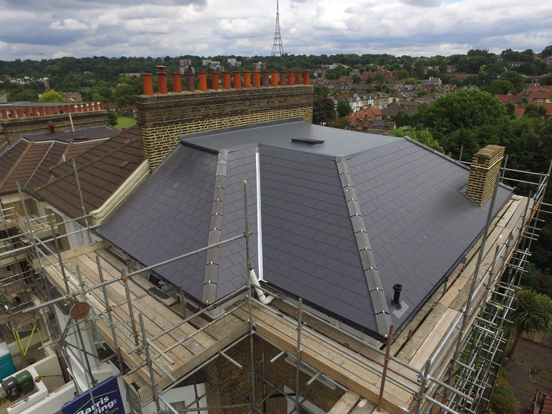 New Slate Roof in Crystal Palace