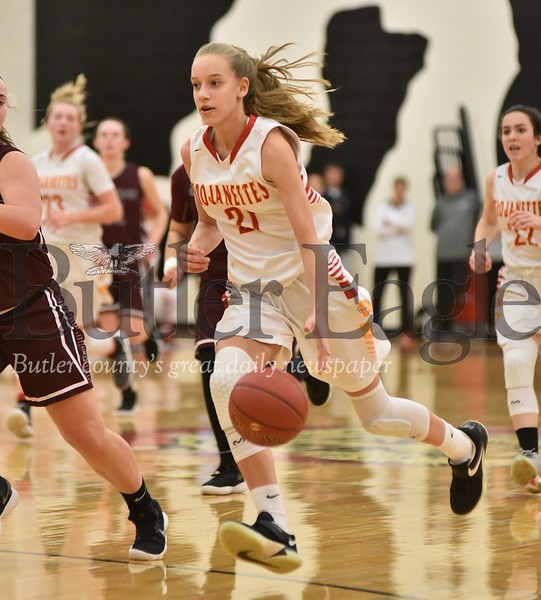 53672 MOON HS. CW NORTH CATHOLIC AMBRIDGE WOMENS WPIAL BASKETBALL SPOTS