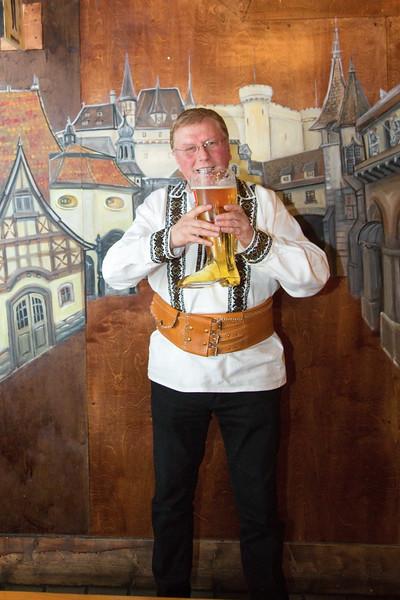 Awesome shot ski and German beer - May 15, 2016