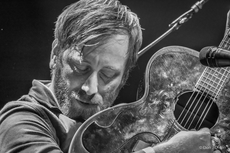 Dan Auerbach & The Easy Eye Sound Revue--Palace Theatre, St. Paul, MN.