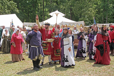 Spring Crown Tourney - Fighting