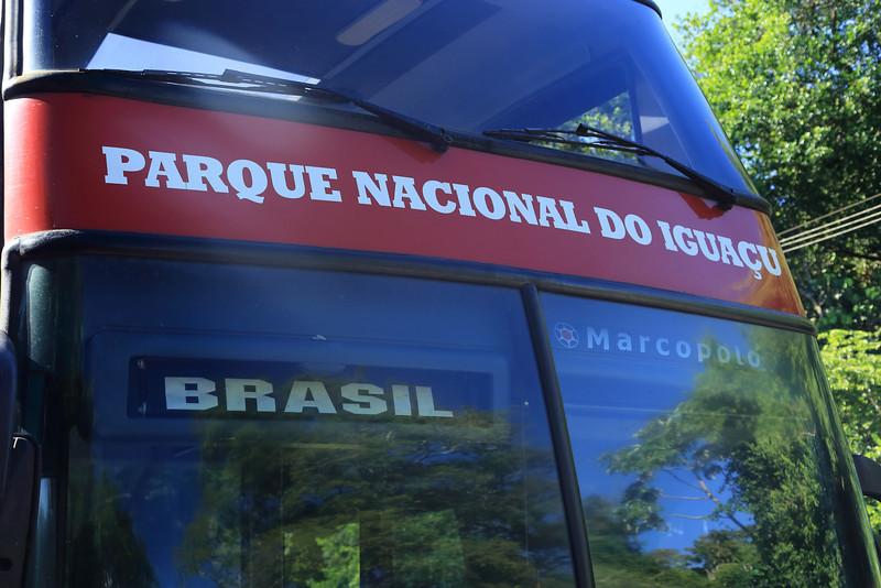 Parque Nacional Do Iguaco: Brazil