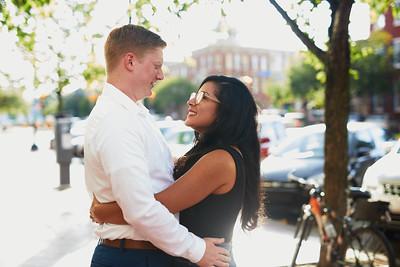 Engagement Kim and Nick