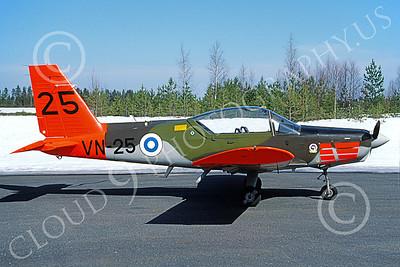 Finnish Air Force Valmet L-70 Vinka Pictures