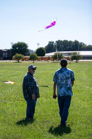 Kite Flying at Freedom Park