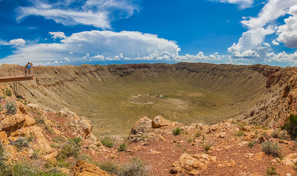 Meteor Crater - August 15, 2014