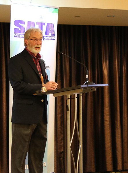 Pierce Pillon, SATA President