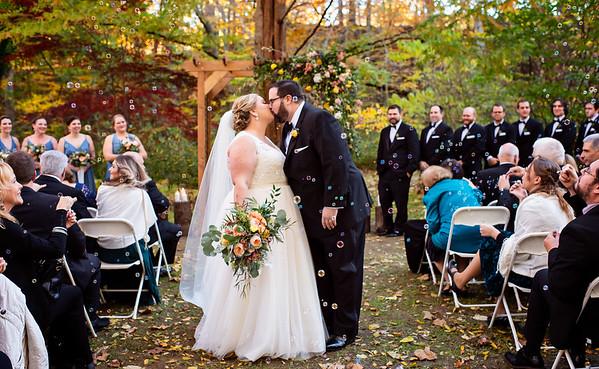 Rachel and Justin - Ceremony