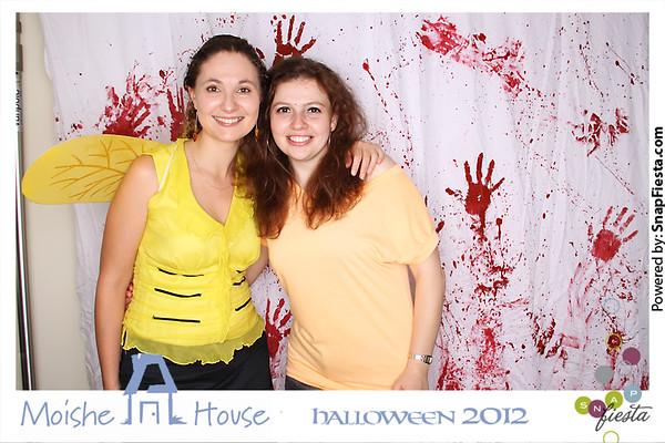Moishe House Halloween 10.26.12