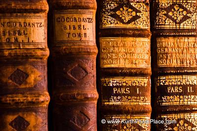 Melk - Library of the Benedictine monastery