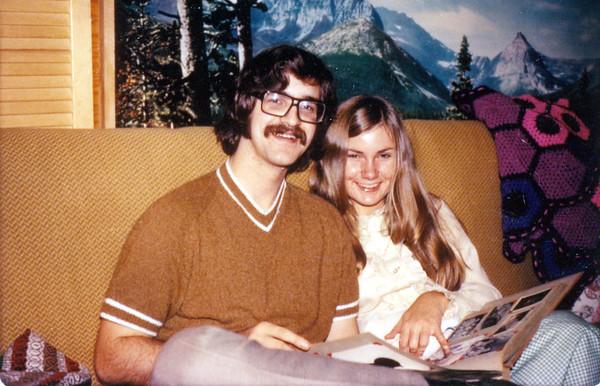 1971-1975 Chris and Dan