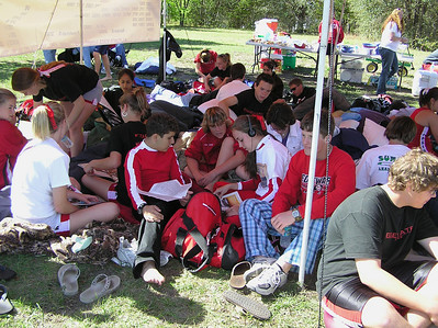 3-12-2005  OARS Regatta