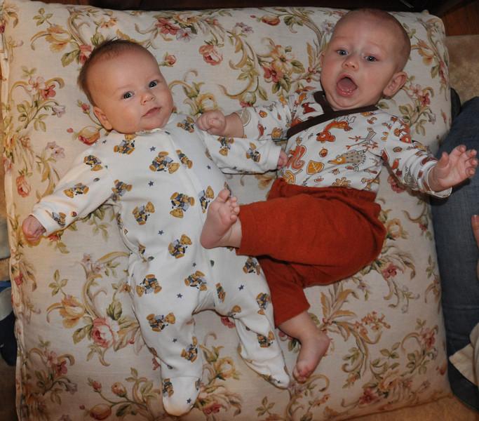 Everett & cousin Connor