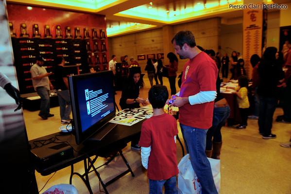 USC Basketball Fan Fest 11-11-11