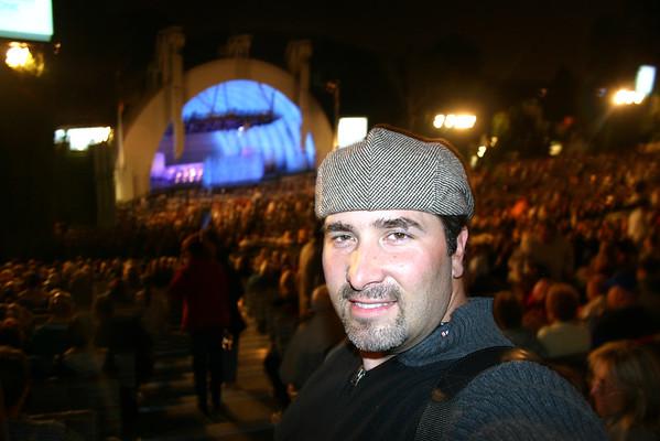 2005 0924 Hollywood Bowl Luciano Pavarotti