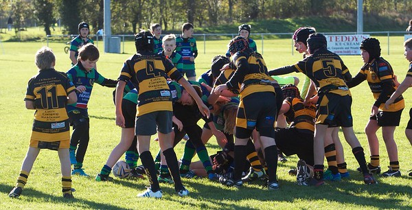 Seapoint U-13s vs Wales Saints
