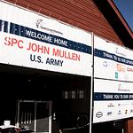Army SPC Johnathon Mullen Home Dedication