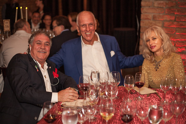 Cinquecento Cavalieri Winemaker's Dinner - November 11, 2016
