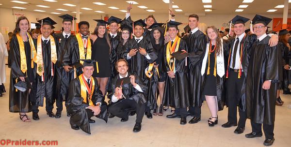 OPHS Graduation 2015