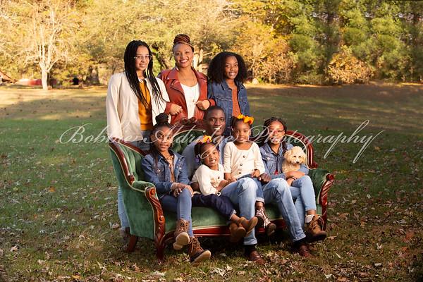 Johnson-Smith Family