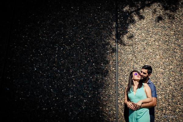 Karen & Jonathan Sesion de Novios