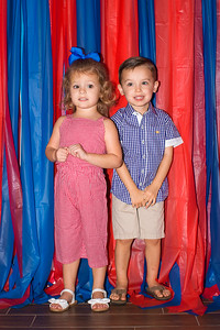 Melanie and Cameron 3rd Birthday