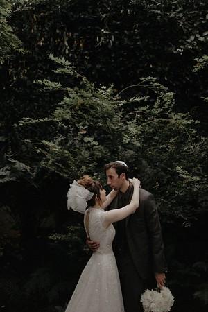 Josh & Melissa. Married.