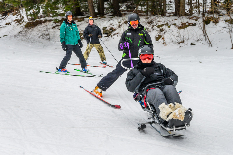 Adaptive Sports Foundation, Windham NY